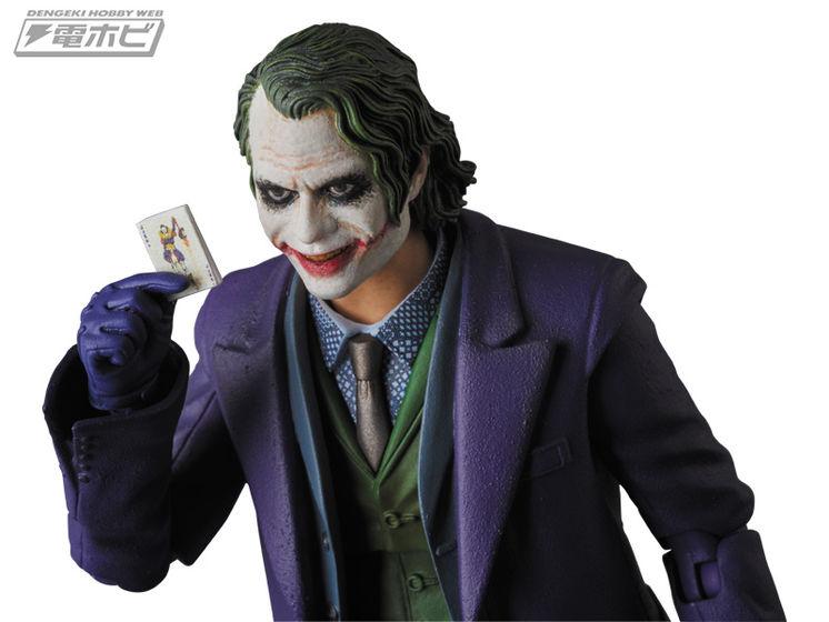 Batman The Dark Knight : Joker Ver.2.0 Mafex (Medicom Toys) 07335910