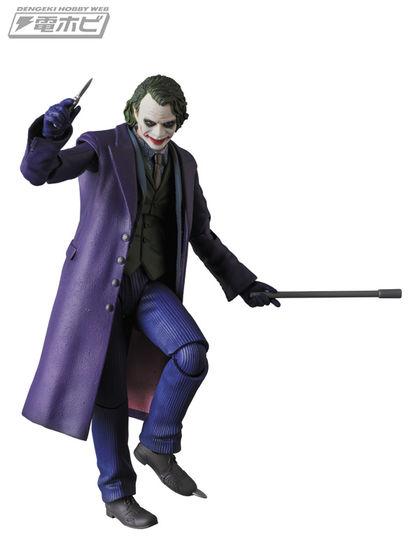 Batman The Dark Knight : Joker Ver.2.0 Mafex (Medicom Toys) 07335911