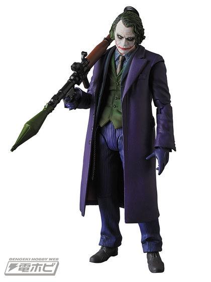 Batman The Dark Knight : Joker Ver.2.0 Mafex (Medicom Toys) 07335912