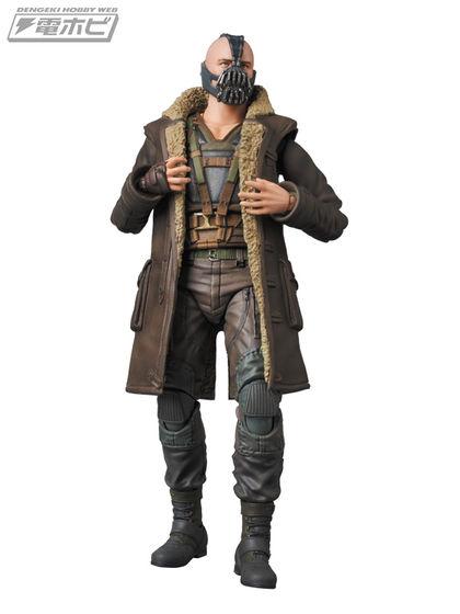 Batman The Dark Knight Rises : Bane Mafex (Medicom Toys) 07361010