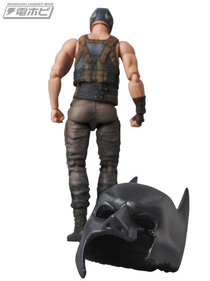 Batman The Dark Knight Rises : Bane Mafex (Medicom Toys) 07361110