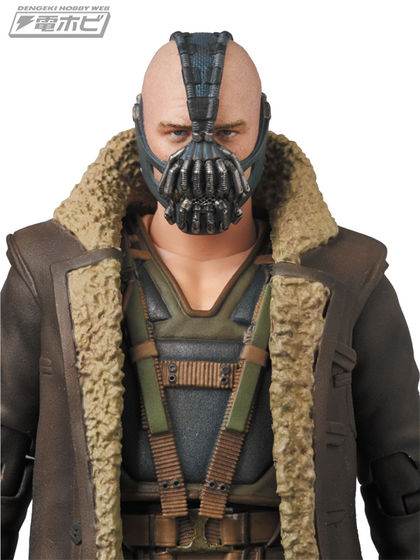 Batman The Dark Knight Rises : Bane Mafex (Medicom Toys) 07361113
