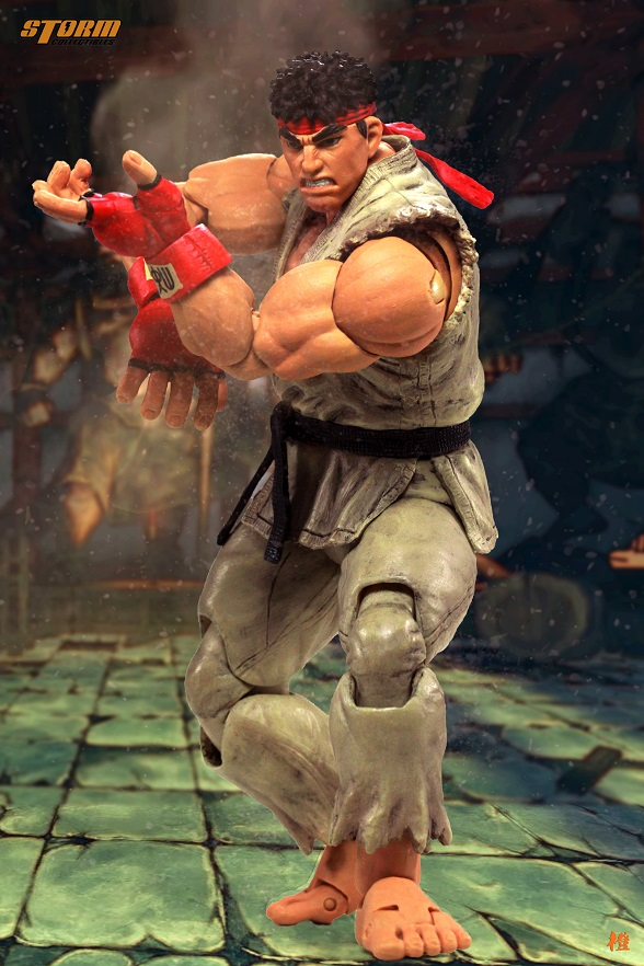 Street Fighter V 1/12ème (Storm Collectibles) 09271311