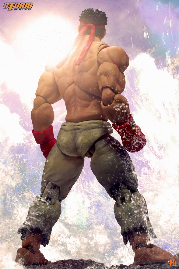 Street Fighter V 1/12ème (Storm Collectibles) 09271312