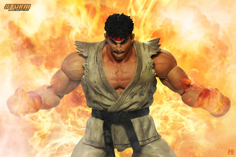 Street Fighter V 1/12ème (Storm Collectibles) 09271413