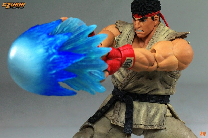 Street Fighter V 1/12ème (Storm Collectibles) 09271511
