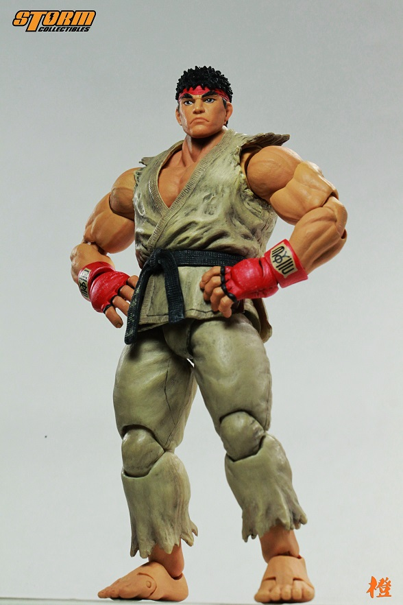 Street Fighter V 1/12ème (Storm Collectibles) 09271610