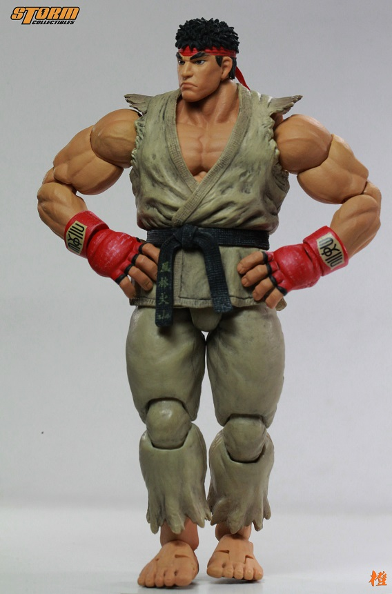Street Fighter V 1/12ème (Storm Collectibles) 09271611