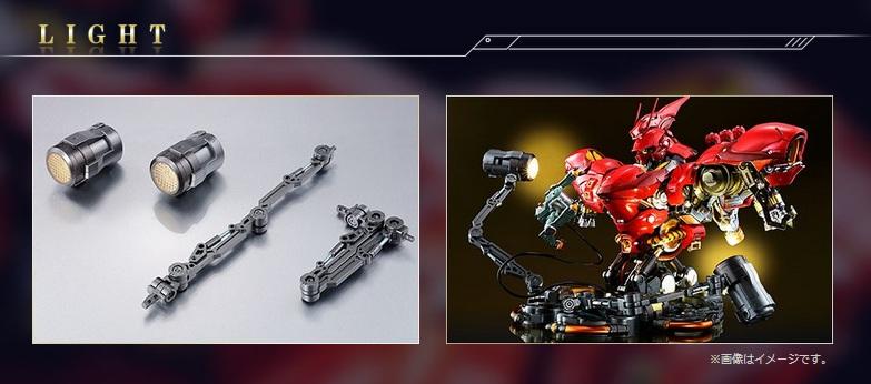 Nu Gundam Bust Display (Formania EX / Bandai) 10192814