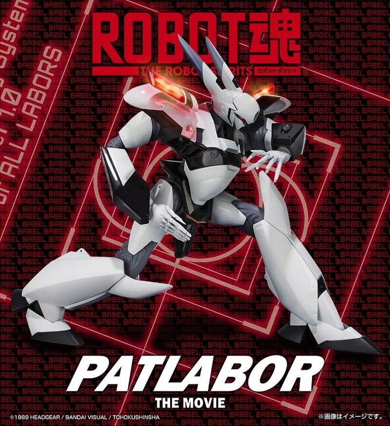 Patlabor - Robot Side Labor (Bandai) - Page 4 10210710