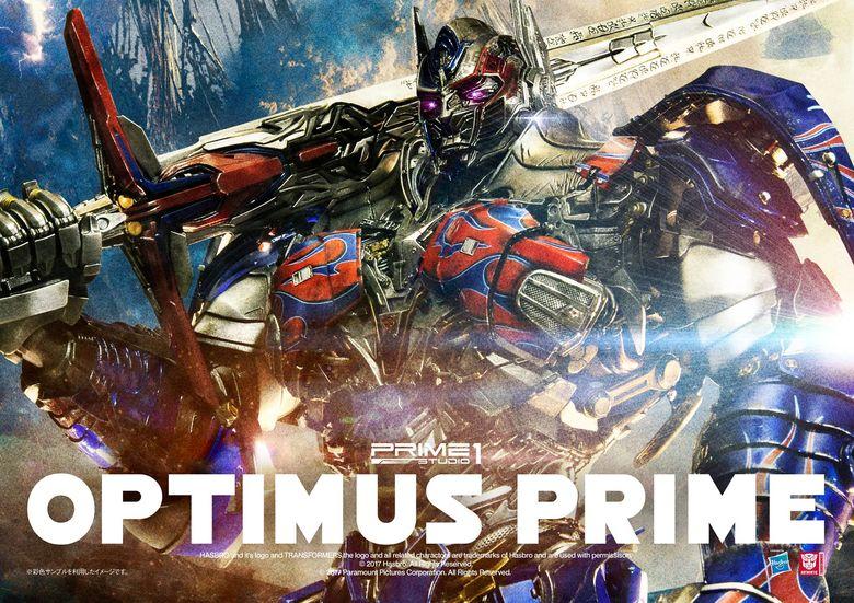 [Prime 1 Studio] Optimus Prime (Transformers : The Last Knight) 13230611
