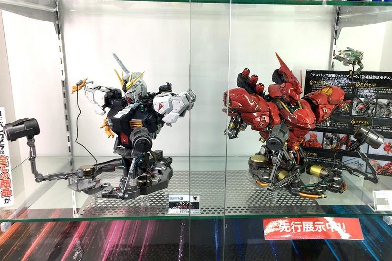 Nu Gundam Bust Display (Formania EX / Bandai) 14074610