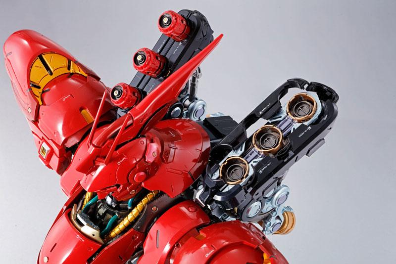 Nu Gundam Bust Display (Formania EX / Bandai) 14095610