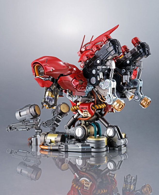 Nu Gundam Bust Display (Formania EX / Bandai) 14095613