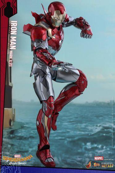Iron Man Mark XLVII - Diecast 1/6 - Spider-Man homecoming (Hot toys) 14545910