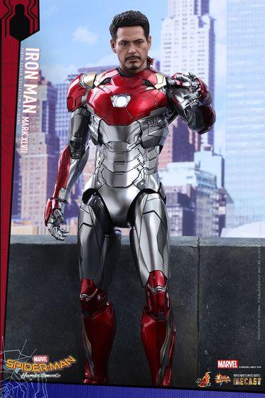Iron Man Mark XLVII - Diecast 1/6 - Spider-Man homecoming (Hot toys) 14550410