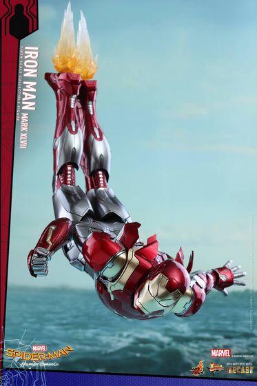 Iron Man Mark XLVII - Diecast 1/6 - Spider-Man homecoming (Hot toys) 14551810