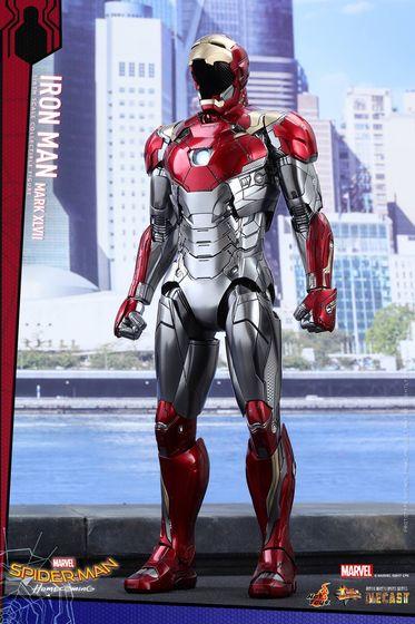 Iron Man Mark XLVII - Diecast 1/6 - Spider-Man homecoming (Hot toys) 14555810