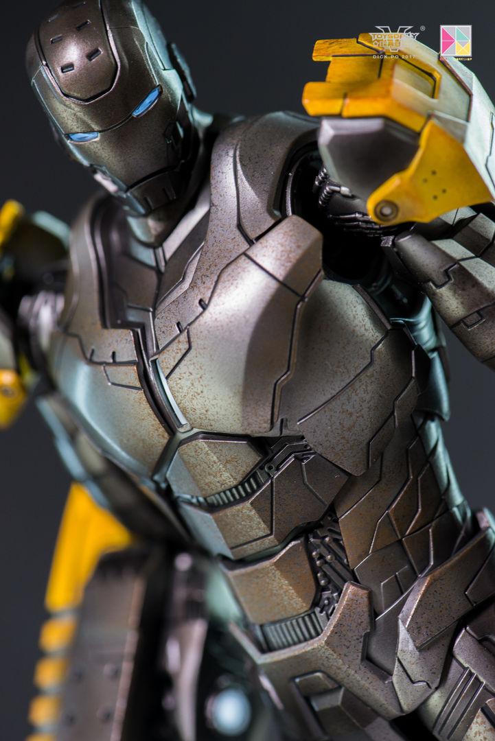 Iron Man 3 - Mark 25 et Mark 26 - 1/9 Diecast (King Arts)  16004410