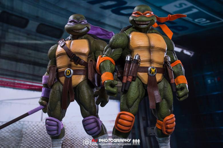 Teenage Mutant Ninja Turtles 1/6 - Tortues Ninja (DreamEX) - Page 2 16103610