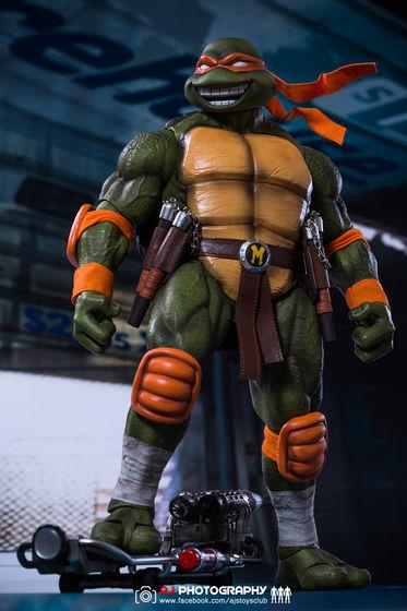 Teenage Mutant Ninja Turtles 1/6 - Tortues Ninja (DreamEX) - Page 2 16104210