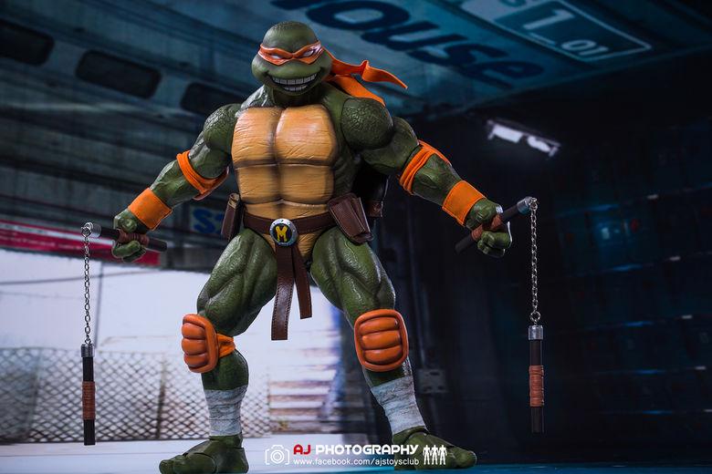 Teenage Mutant Ninja Turtles 1/6 - Tortues Ninja (DreamEX) - Page 2 16105910