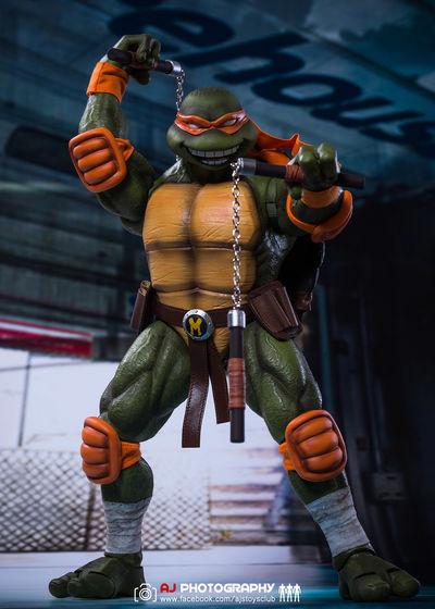 Teenage Mutant Ninja Turtles 1/6 - Tortues Ninja (DreamEX) - Page 2 16110310