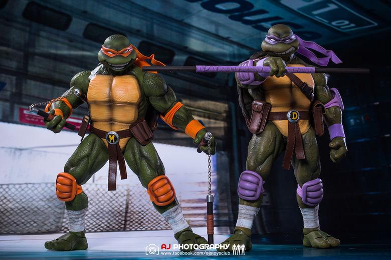 Teenage Mutant Ninja Turtles 1/6 - Tortues Ninja (DreamEX) - Page 2 16110710