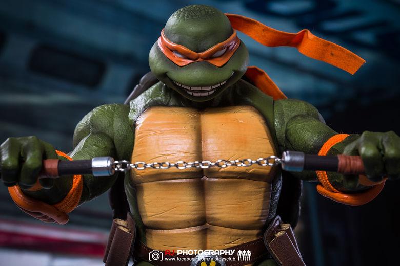 Teenage Mutant Ninja Turtles 1/6 - Tortues Ninja (DreamEX) - Page 2 16115910