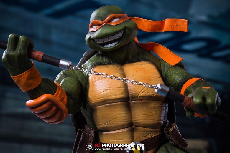 Teenage Mutant Ninja Turtles 1/6 - Tortues Ninja (DreamEX) - Page 2 16122010