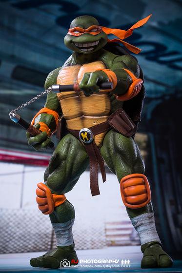 Teenage Mutant Ninja Turtles 1/6 - Tortues Ninja (DreamEX) - Page 2 16122710
