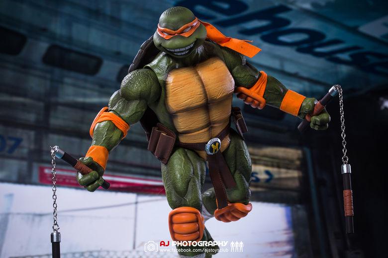 Teenage Mutant Ninja Turtles 1/6 - Tortues Ninja (DreamEX) - Page 2 16124310