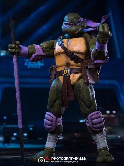 Teenage Mutant Ninja Turtles 1/6 - Tortues Ninja (DreamEX) - Page 2 16131110