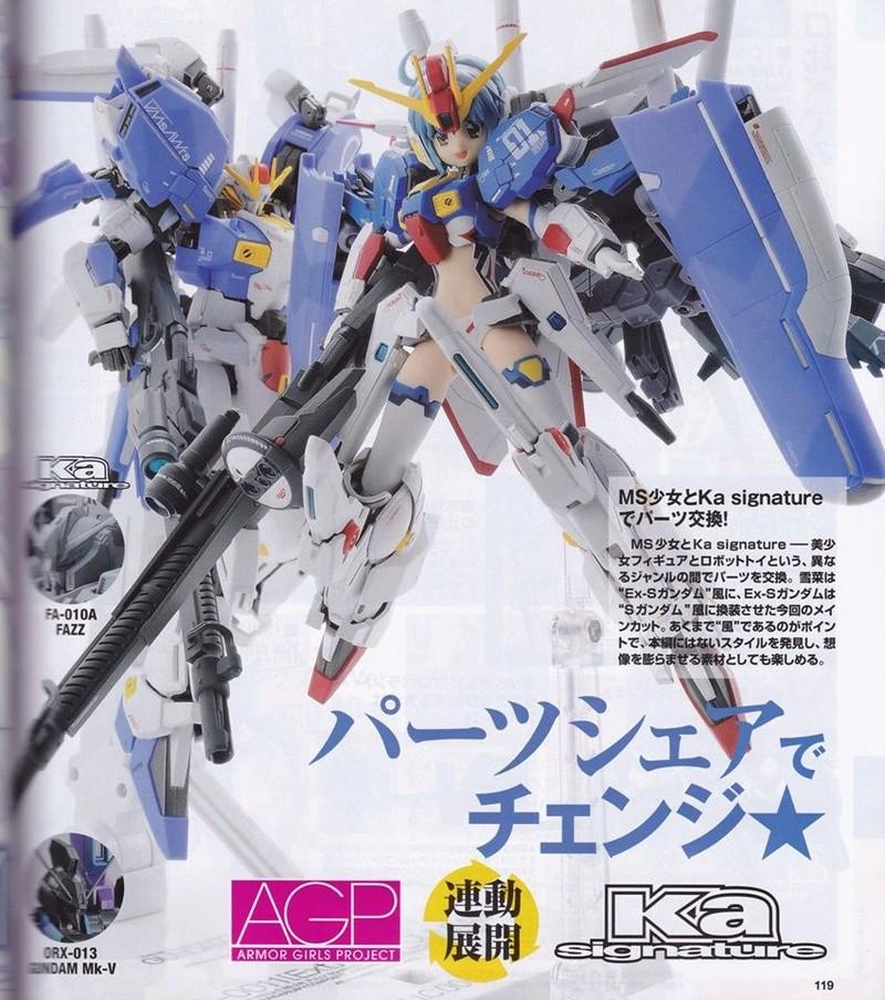 Gundam Fix Figuration AGP (Armor Girls Project) - Page 2 16201010