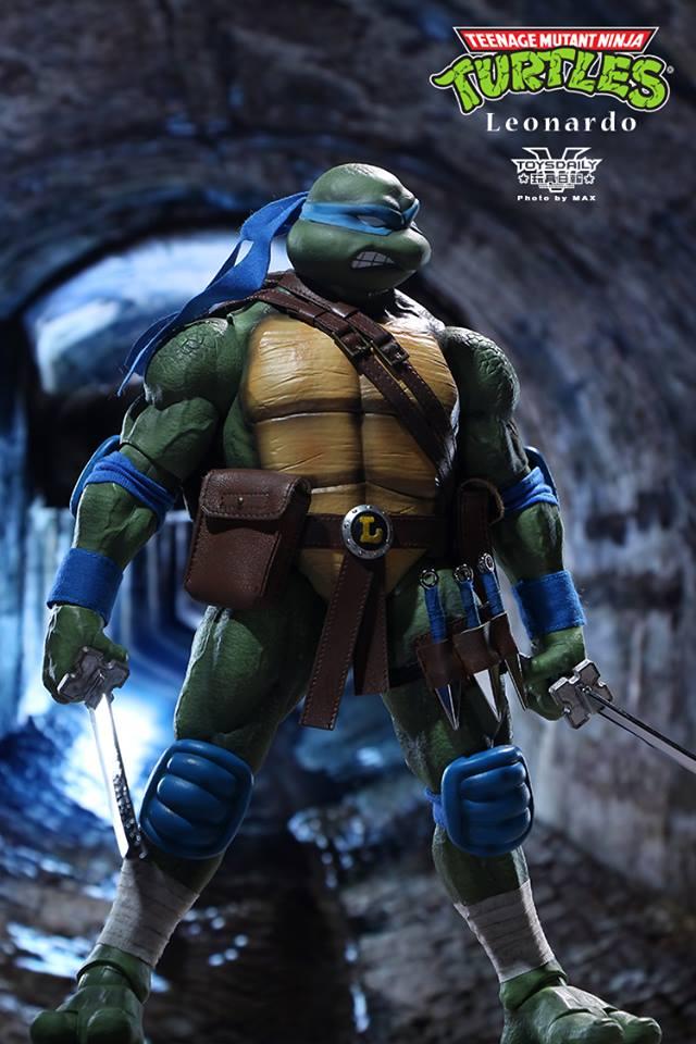 Teenage Mutant Ninja Turtles 1/6 - Tortues Ninja (DreamEX) 16938810