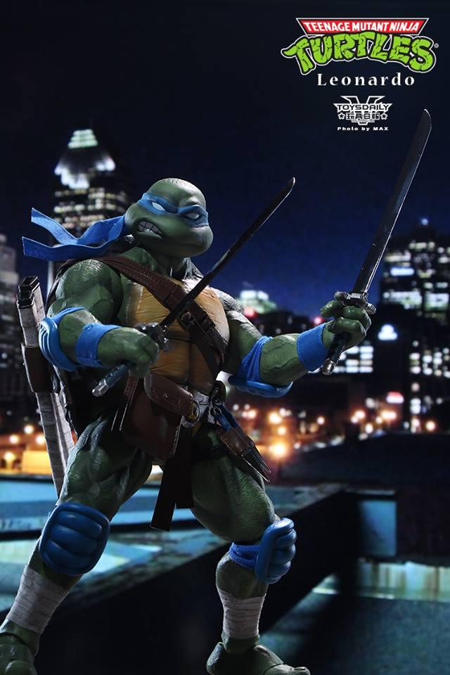 Teenage Mutant Ninja Turtles 1/6 - Tortues Ninja (DreamEX) 16938910