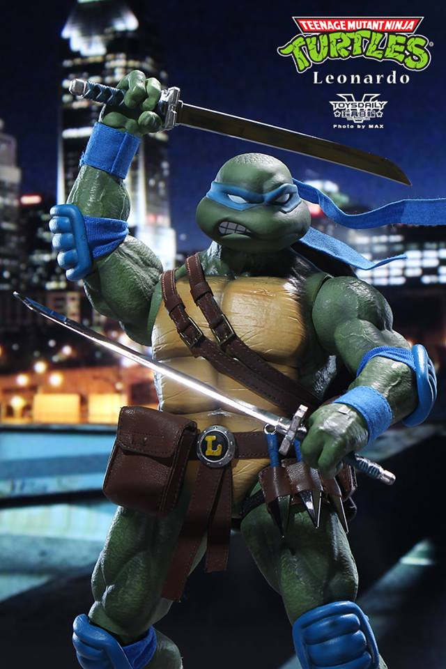 Teenage Mutant Ninja Turtles 1/6 - Tortues Ninja (DreamEX) 16939510
