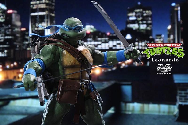 Teenage Mutant Ninja Turtles 1/6 - Tortues Ninja (DreamEX) 16992311