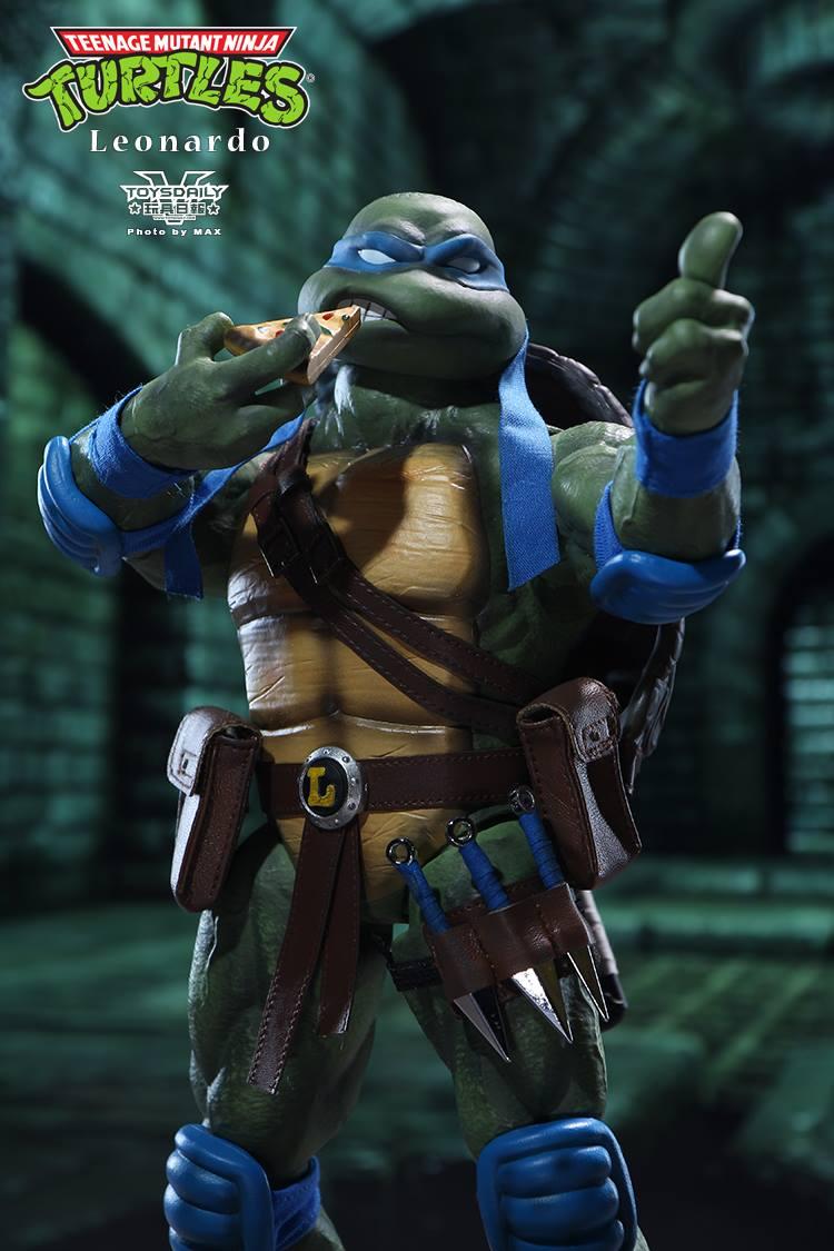 Teenage Mutant Ninja Turtles 1/6 - Tortues Ninja (DreamEX) 16992410