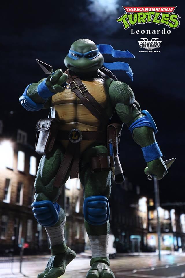 Teenage Mutant Ninja Turtles 1/6 - Tortues Ninja (DreamEX) 16998110