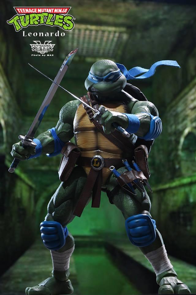 Teenage Mutant Ninja Turtles 1/6 - Tortues Ninja (DreamEX) 17022010