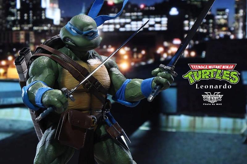 Teenage Mutant Ninja Turtles 1/6 - Tortues Ninja (DreamEX) 17022110