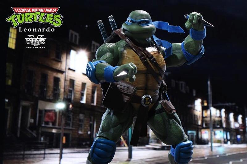 Teenage Mutant Ninja Turtles 1/6 - Tortues Ninja (DreamEX) 17022210