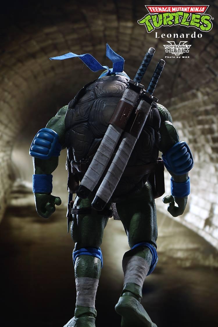 Teenage Mutant Ninja Turtles 1/6 - Tortues Ninja (DreamEX) 17038911