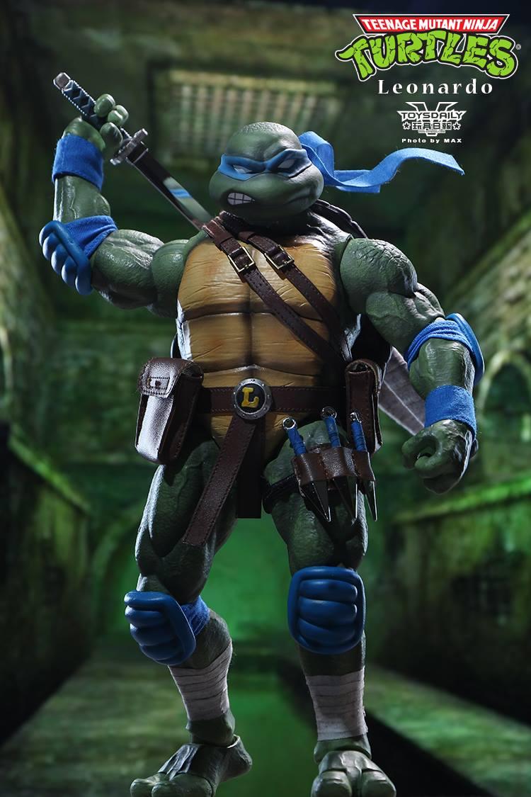 Teenage Mutant Ninja Turtles 1/6 - Tortues Ninja (DreamEX) 17098010