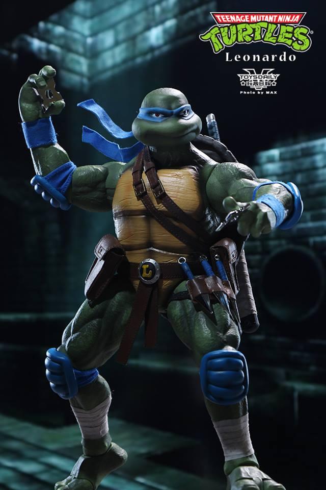 Teenage Mutant Ninja Turtles 1/6 - Tortues Ninja (DreamEX) 17098310