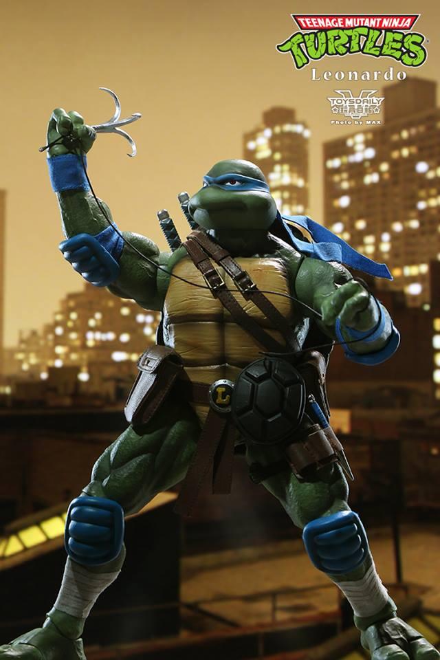 Teenage Mutant Ninja Turtles 1/6 - Tortues Ninja (DreamEX) 17098510