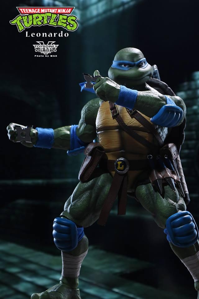 Teenage Mutant Ninja Turtles 1/6 - Tortues Ninja (DreamEX) 17098610