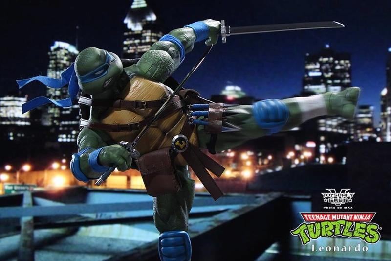 Teenage Mutant Ninja Turtles 1/6 - Tortues Ninja (DreamEX) 17098611