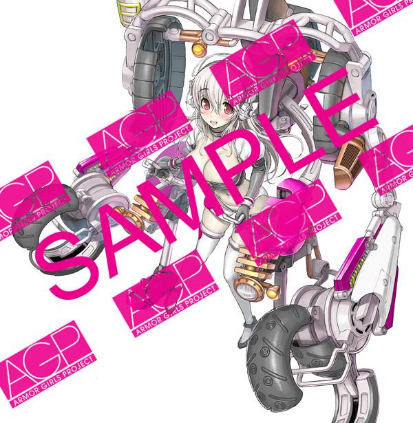 Gundam Fix Figuration AGP (Armor Girls Project) 17150310